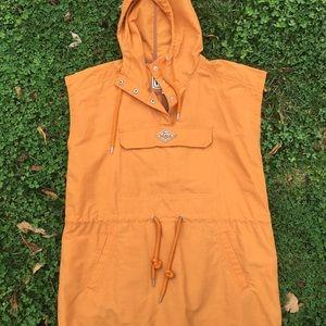 Woolrich vest rain wind jacket outdoor pullover